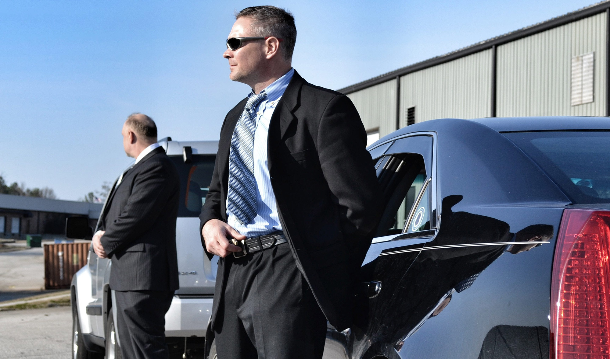 body guard at BlackFox Security & Intelligence