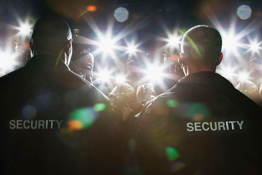 Security officials